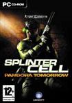Carátula de Splinter Cell: Pandora Tomorrow para PC